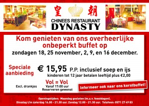 Dynasty chequeboekje'18-2